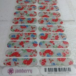 Jamberry Other - Jamberry 94W9 SB Exclusive C2-0116 Nail Wraps